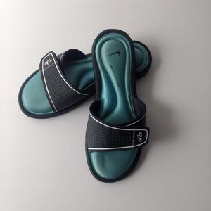 Nike Slip on Sandals women size 8